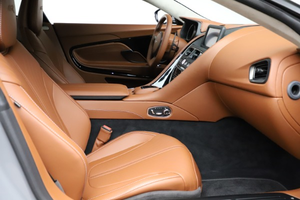 New 2020 Aston Martin DB11 V12 AMR for sale $263,561 at Rolls-Royce Motor Cars Greenwich in Greenwich CT 06830 20