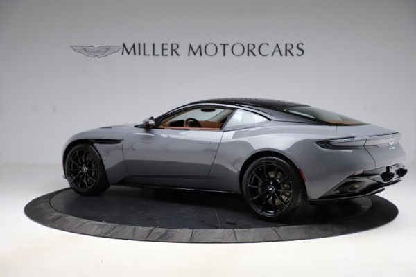 New 2020 Aston Martin DB11 V12 AMR for sale $263,561 at Rolls-Royce Motor Cars Greenwich in Greenwich CT 06830 3