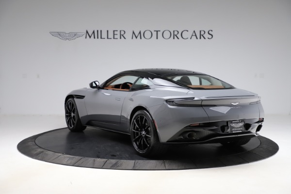 New 2020 Aston Martin DB11 V12 AMR for sale $263,561 at Rolls-Royce Motor Cars Greenwich in Greenwich CT 06830 4
