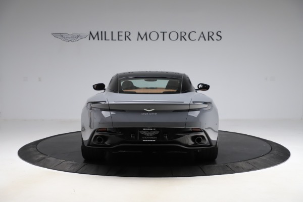 New 2020 Aston Martin DB11 V12 AMR for sale $263,561 at Rolls-Royce Motor Cars Greenwich in Greenwich CT 06830 5