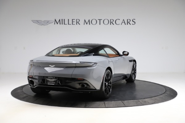 New 2020 Aston Martin DB11 V12 AMR for sale $263,561 at Rolls-Royce Motor Cars Greenwich in Greenwich CT 06830 6