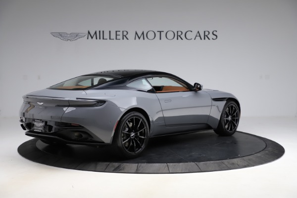 New 2020 Aston Martin DB11 AMR for sale $263,561 at Rolls-Royce Motor Cars Greenwich in Greenwich CT 06830 7