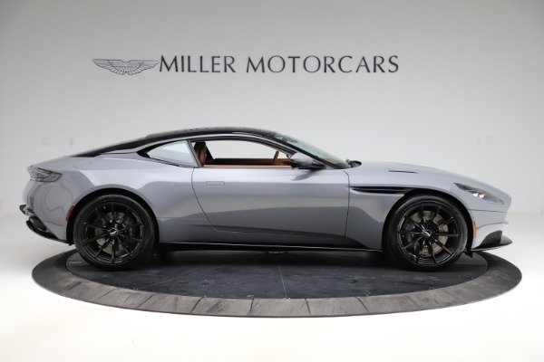 New 2020 Aston Martin DB11 AMR for sale $263,561 at Rolls-Royce Motor Cars Greenwich in Greenwich CT 06830 8