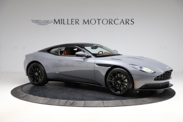 New 2020 Aston Martin DB11 V12 AMR for sale $263,561 at Rolls-Royce Motor Cars Greenwich in Greenwich CT 06830 9