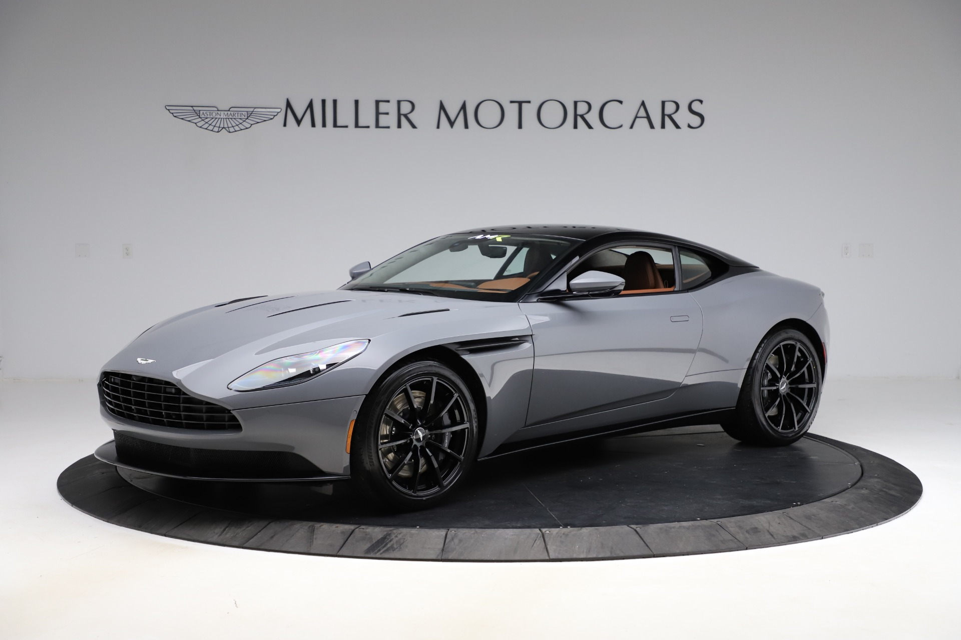 New 2020 Aston Martin DB11 AMR for sale $263,561 at Rolls-Royce Motor Cars Greenwich in Greenwich CT 06830 1