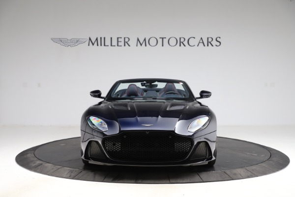 New 2021 Aston Martin DBS Superleggera Volante Convertible for sale $402,286 at Rolls-Royce Motor Cars Greenwich in Greenwich CT 06830 11