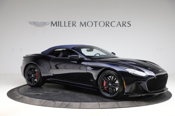New 2021 Aston Martin DBS Superleggera Volante Convertible for sale $402,286 at Rolls-Royce Motor Cars Greenwich in Greenwich CT 06830 13