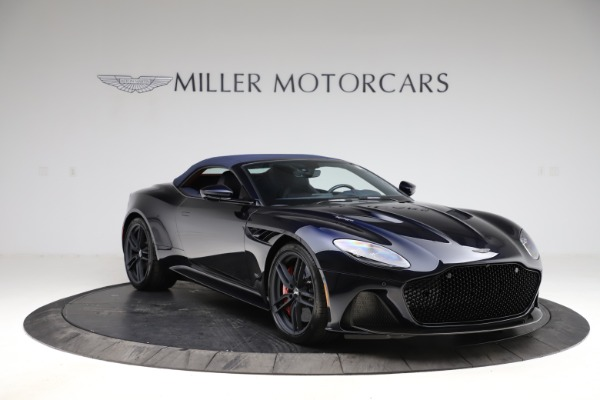 New 2021 Aston Martin DBS Superleggera Volante for sale $402,286 at Rolls-Royce Motor Cars Greenwich in Greenwich CT 06830 14