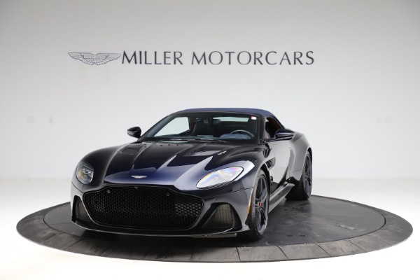 New 2021 Aston Martin DBS Superleggera Volante Convertible for sale $402,286 at Rolls-Royce Motor Cars Greenwich in Greenwich CT 06830 15