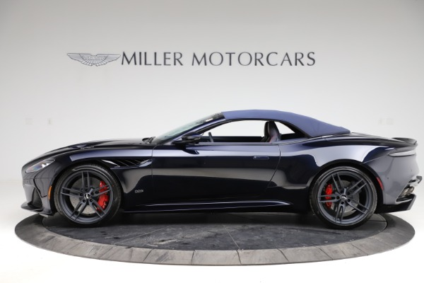 New 2021 Aston Martin DBS Superleggera Volante for sale $402,286 at Rolls-Royce Motor Cars Greenwich in Greenwich CT 06830 17