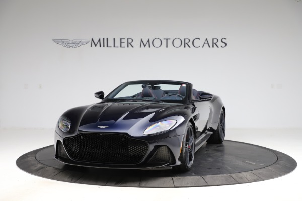 New 2021 Aston Martin DBS Superleggera Volante for sale $402,286 at Rolls-Royce Motor Cars Greenwich in Greenwich CT 06830 18