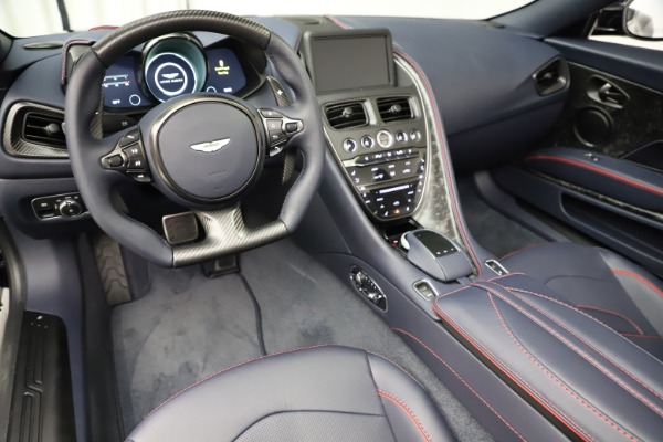 New 2021 Aston Martin DBS Superleggera Volante Convertible for sale $402,286 at Rolls-Royce Motor Cars Greenwich in Greenwich CT 06830 20
