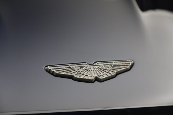 New 2021 Aston Martin DBS Superleggera Volante for sale $402,286 at Rolls-Royce Motor Cars Greenwich in Greenwich CT 06830 28