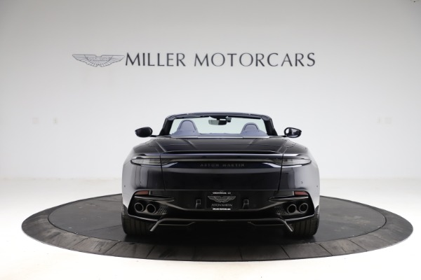New 2021 Aston Martin DBS Superleggera Volante Convertible for sale $402,286 at Rolls-Royce Motor Cars Greenwich in Greenwich CT 06830 5
