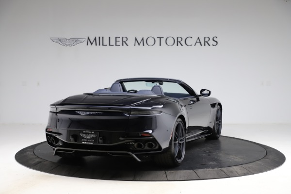 New 2021 Aston Martin DBS Superleggera Volante for sale $402,286 at Rolls-Royce Motor Cars Greenwich in Greenwich CT 06830 6