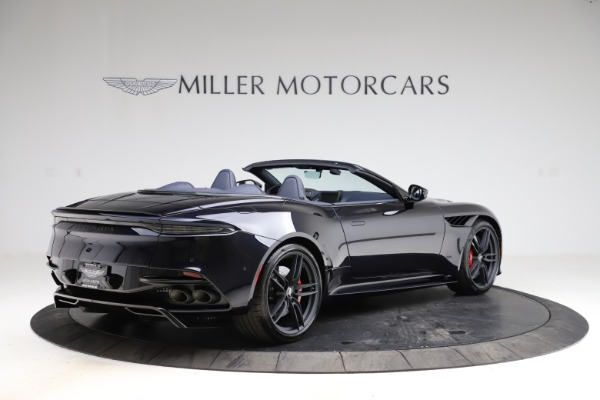 New 2021 Aston Martin DBS Superleggera Volante Convertible for sale $402,286 at Rolls-Royce Motor Cars Greenwich in Greenwich CT 06830 7
