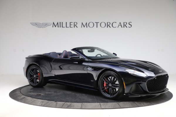 New 2021 Aston Martin DBS Superleggera Volante Convertible for sale $402,286 at Rolls-Royce Motor Cars Greenwich in Greenwich CT 06830 9