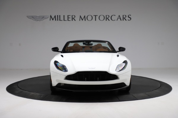 New 2021 Aston Martin DB11 Volante for sale $269,486 at Rolls-Royce Motor Cars Greenwich in Greenwich CT 06830 11