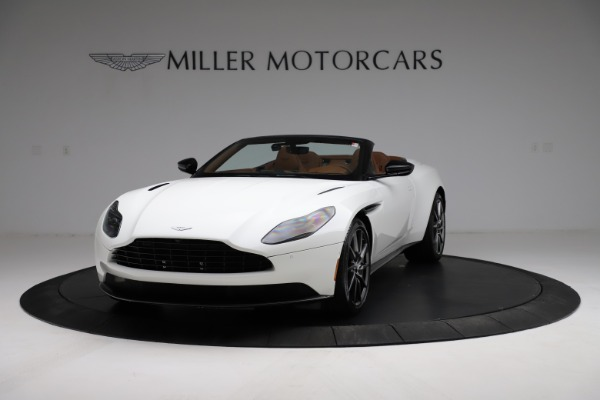 New 2021 Aston Martin DB11 Volante for sale $269,486 at Rolls-Royce Motor Cars Greenwich in Greenwich CT 06830 12