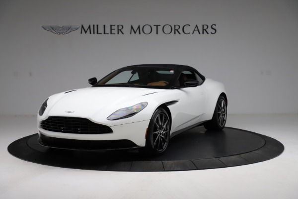 New 2021 Aston Martin DB11 Volante for sale $269,486 at Rolls-Royce Motor Cars Greenwich in Greenwich CT 06830 13