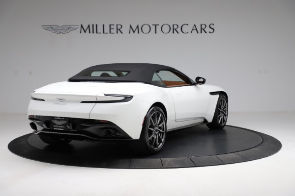 New 2021 Aston Martin DB11 Volante for sale $269,486 at Rolls-Royce Motor Cars Greenwich in Greenwich CT 06830 16