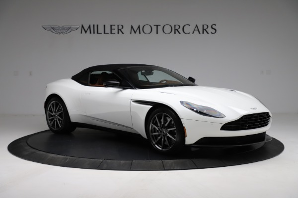 New 2021 Aston Martin DB11 Volante for sale $269,486 at Rolls-Royce Motor Cars Greenwich in Greenwich CT 06830 18