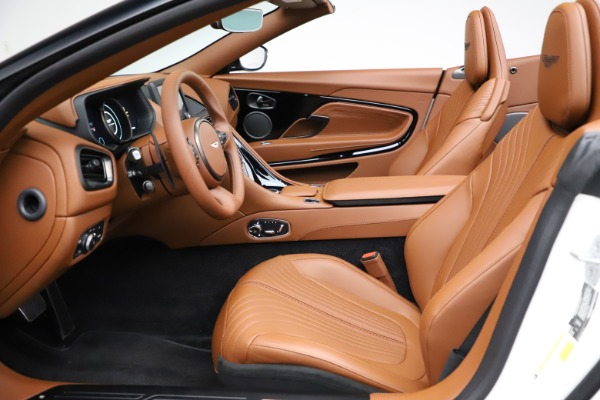 New 2021 Aston Martin DB11 Volante for sale $269,486 at Rolls-Royce Motor Cars Greenwich in Greenwich CT 06830 19