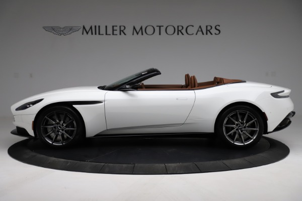New 2021 Aston Martin DB11 Volante for sale $269,486 at Rolls-Royce Motor Cars Greenwich in Greenwich CT 06830 2