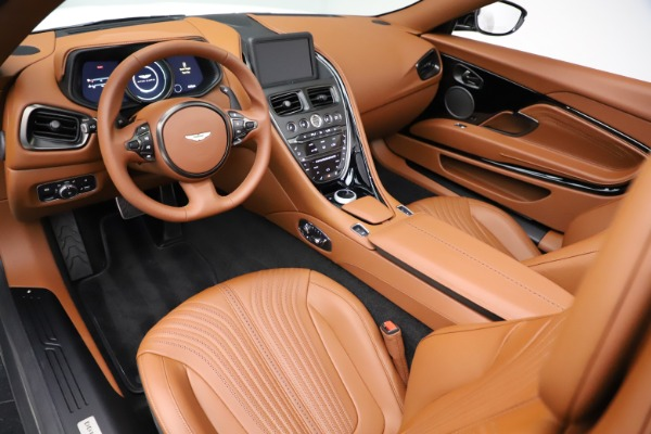 New 2021 Aston Martin DB11 Volante for sale $269,486 at Rolls-Royce Motor Cars Greenwich in Greenwich CT 06830 20