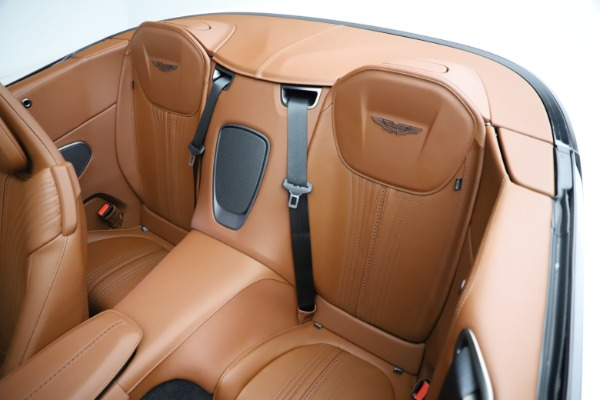 New 2021 Aston Martin DB11 Volante for sale $269,486 at Rolls-Royce Motor Cars Greenwich in Greenwich CT 06830 23