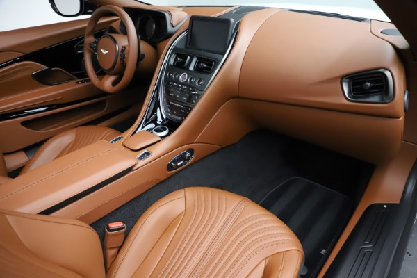 New 2021 Aston Martin DB11 Volante for sale $269,486 at Rolls-Royce Motor Cars Greenwich in Greenwich CT 06830 24