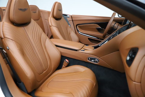 New 2021 Aston Martin DB11 Volante for sale $269,486 at Rolls-Royce Motor Cars Greenwich in Greenwich CT 06830 25