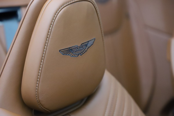New 2021 Aston Martin DB11 Volante for sale $269,486 at Rolls-Royce Motor Cars Greenwich in Greenwich CT 06830 26