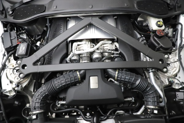 New 2021 Aston Martin DB11 Volante for sale $269,486 at Rolls-Royce Motor Cars Greenwich in Greenwich CT 06830 28