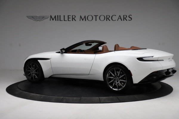 New 2021 Aston Martin DB11 Volante for sale $269,486 at Rolls-Royce Motor Cars Greenwich in Greenwich CT 06830 3