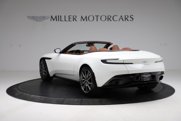 New 2021 Aston Martin DB11 Volante for sale $269,486 at Rolls-Royce Motor Cars Greenwich in Greenwich CT 06830 4
