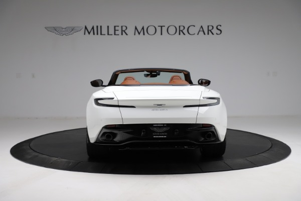 New 2021 Aston Martin DB11 Volante for sale $269,486 at Rolls-Royce Motor Cars Greenwich in Greenwich CT 06830 5