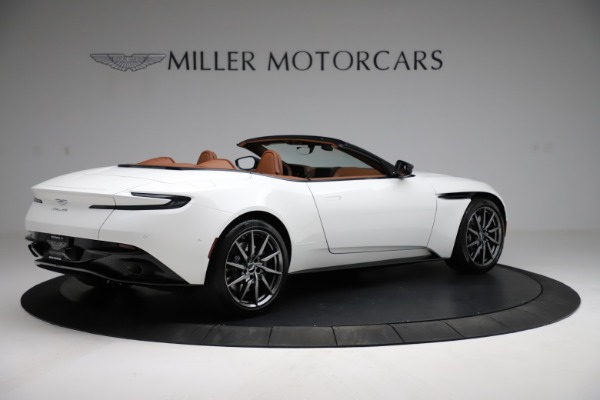 New 2021 Aston Martin DB11 Volante for sale $269,486 at Rolls-Royce Motor Cars Greenwich in Greenwich CT 06830 7