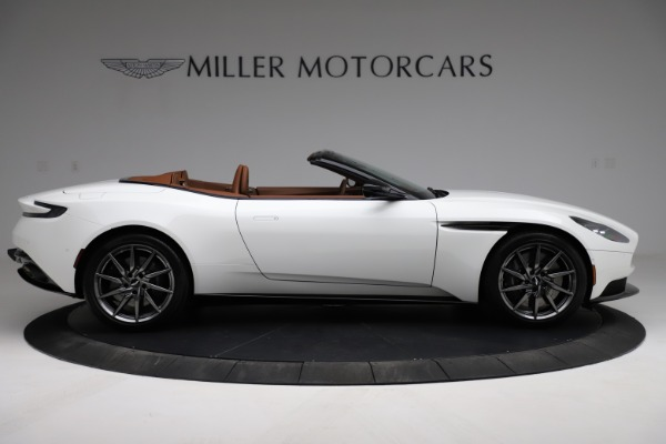 New 2021 Aston Martin DB11 Volante for sale $269,486 at Rolls-Royce Motor Cars Greenwich in Greenwich CT 06830 8
