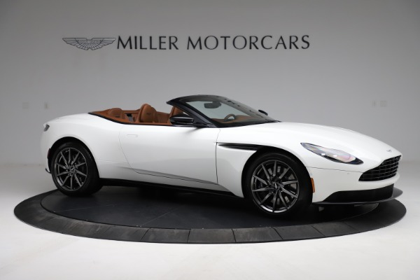 New 2021 Aston Martin DB11 Volante for sale $269,486 at Rolls-Royce Motor Cars Greenwich in Greenwich CT 06830 9