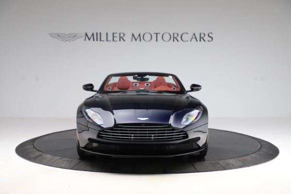 New 2021 Aston Martin DB11 Volante Convertible for sale $261,486 at Rolls-Royce Motor Cars Greenwich in Greenwich CT 06830 11
