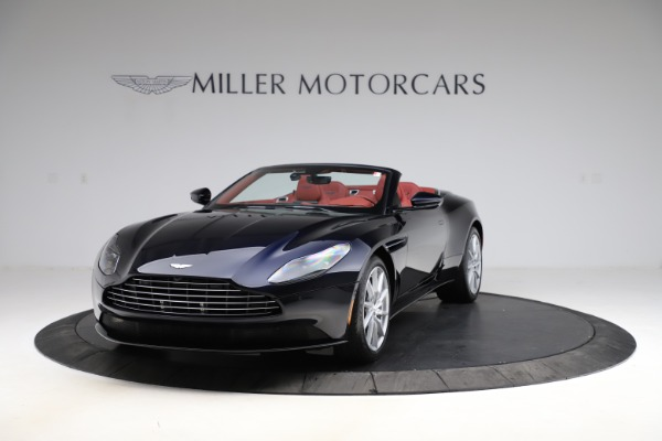 New 2021 Aston Martin DB11 Volante Convertible for sale $261,486 at Rolls-Royce Motor Cars Greenwich in Greenwich CT 06830 12