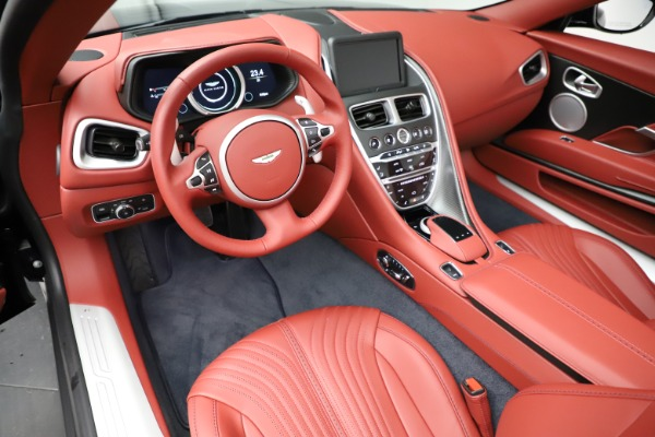 New 2021 Aston Martin DB11 Volante Convertible for sale $261,486 at Rolls-Royce Motor Cars Greenwich in Greenwich CT 06830 13
