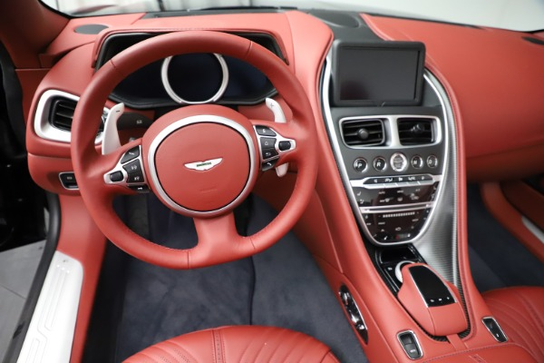 New 2021 Aston Martin DB11 Volante Convertible for sale $261,486 at Rolls-Royce Motor Cars Greenwich in Greenwich CT 06830 18