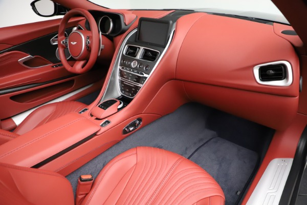 New 2021 Aston Martin DB11 Volante Convertible for sale $261,486 at Rolls-Royce Motor Cars Greenwich in Greenwich CT 06830 20