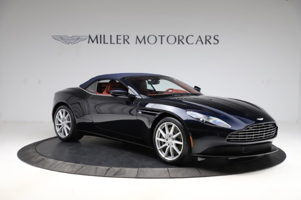 New 2021 Aston Martin DB11 Volante Convertible for sale $261,486 at Rolls-Royce Motor Cars Greenwich in Greenwich CT 06830 24