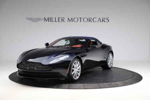 New 2021 Aston Martin DB11 Volante Convertible for sale $261,486 at Rolls-Royce Motor Cars Greenwich in Greenwich CT 06830 25