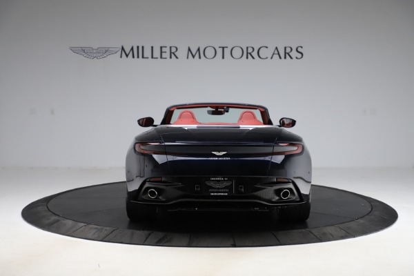 New 2021 Aston Martin DB11 Volante Convertible for sale $261,486 at Rolls-Royce Motor Cars Greenwich in Greenwich CT 06830 5
