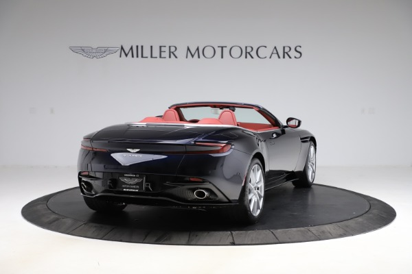 New 2021 Aston Martin DB11 Volante Convertible for sale $261,486 at Rolls-Royce Motor Cars Greenwich in Greenwich CT 06830 6