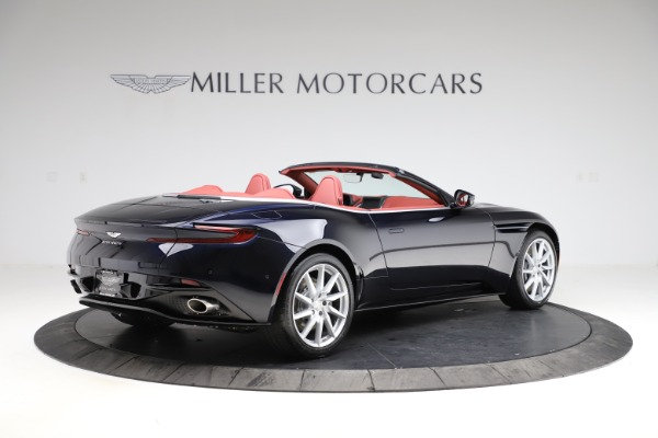 New 2021 Aston Martin DB11 Volante Convertible for sale $261,486 at Rolls-Royce Motor Cars Greenwich in Greenwich CT 06830 7